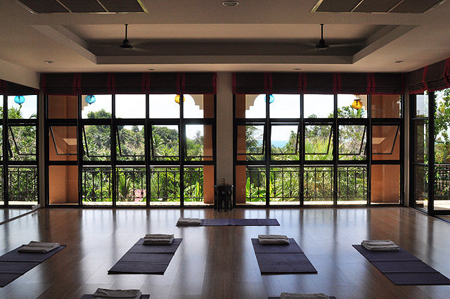 yogasalen